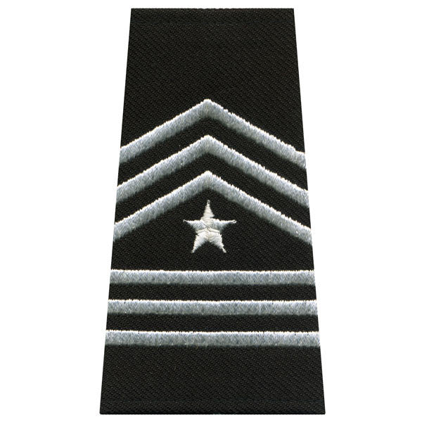 Army ROTC Epaulet: Sergeant Major