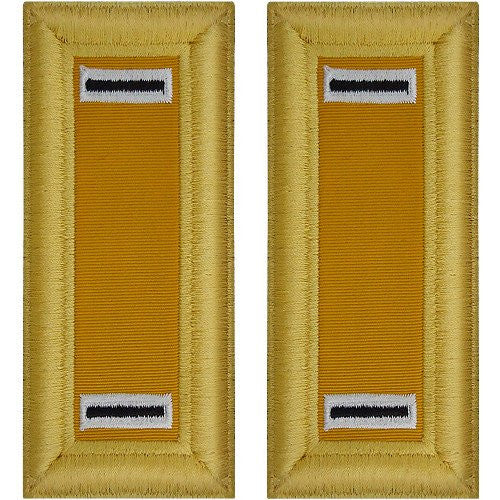 Army Shoulder Strap: Warrant Officer 5: Armor