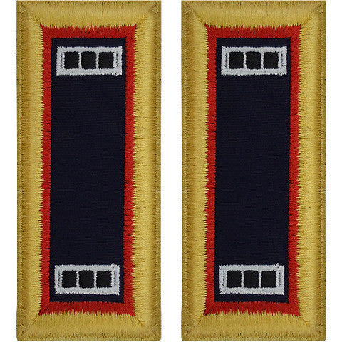 Army Shoulder Strap: Warrant Officer 3: Adjutant General - Female