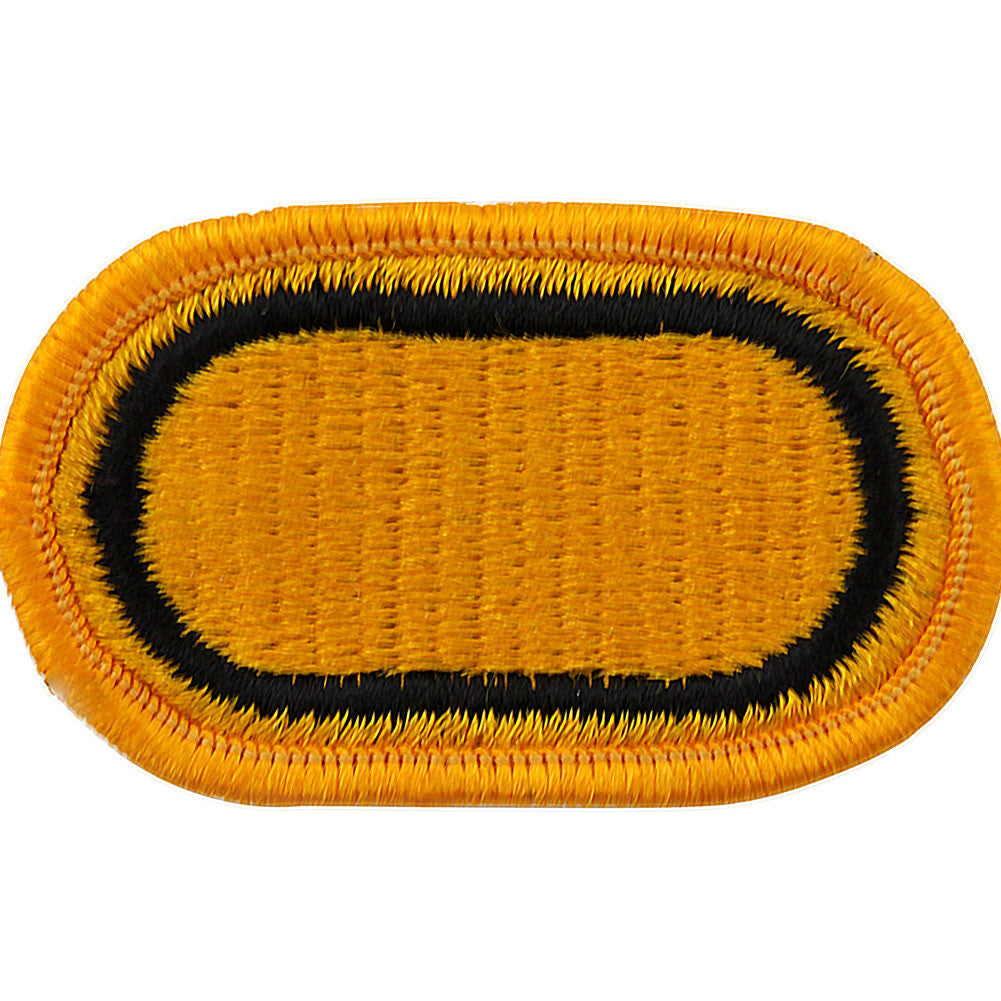 Army Oval Patch: First Special Forces