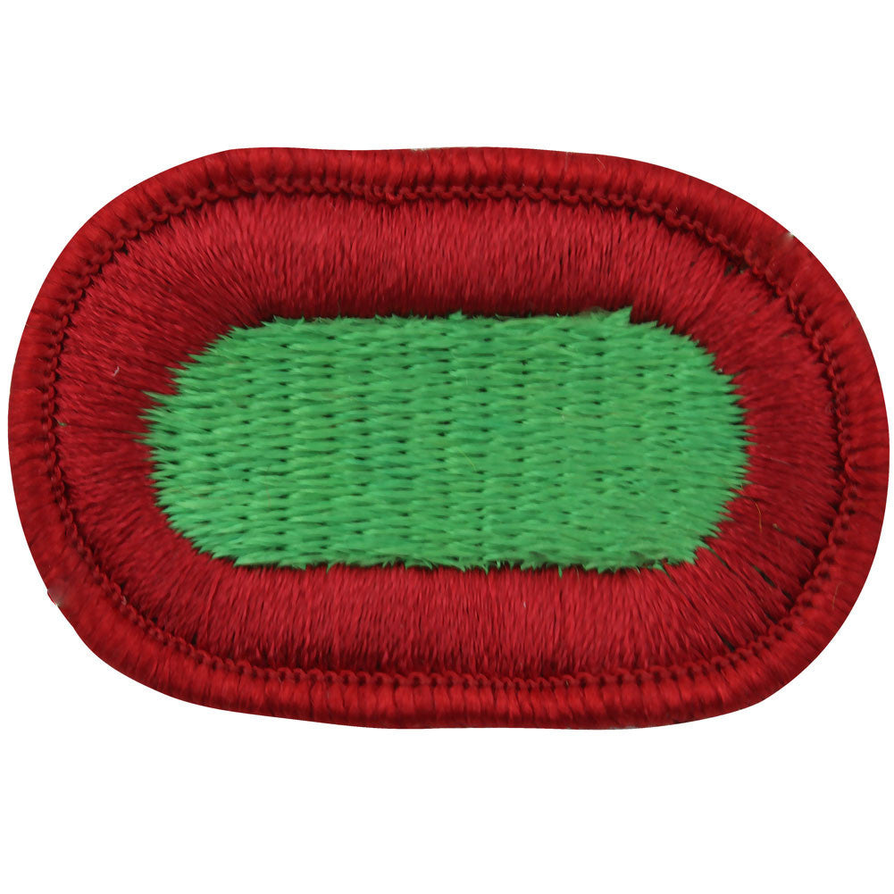 Army Oval Patch: 10th Special Forces