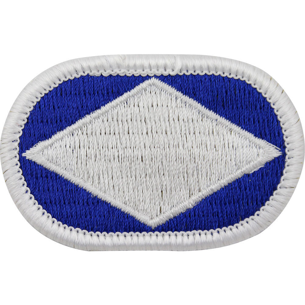 Army Oval Patch: 18th Airborne Corps