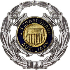 Coast Guard Auxiliary Badge: Operations Auxiliarist - regulation size