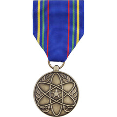 Full Size Medal: Air Force Nuclear Deterrence Operations Service