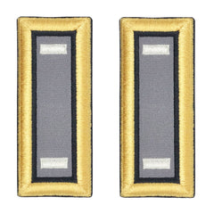 Army Dress Shoulder Strap: 1st Lieutenant Cyber Warfare- nylon, Female