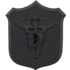 Collar Device: Dental - black metal
