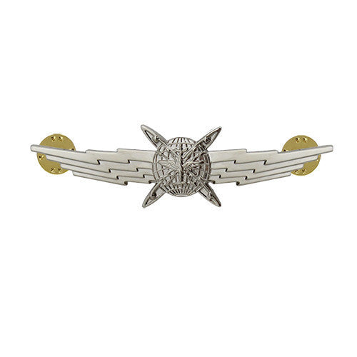 Air Force Badge: Cyberspace Operator - miniature