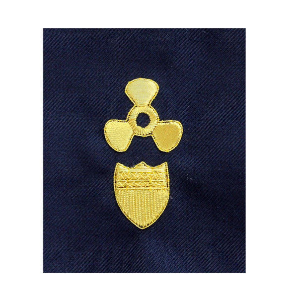 Coast Guard Sleeve Device: Serge Warrant Officer Naval Engineering