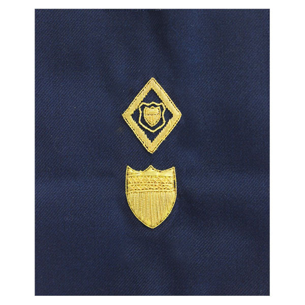 Coast Guard Sleeve Device: Serge Warrant Officer Maritime Law Enforcement Specialist