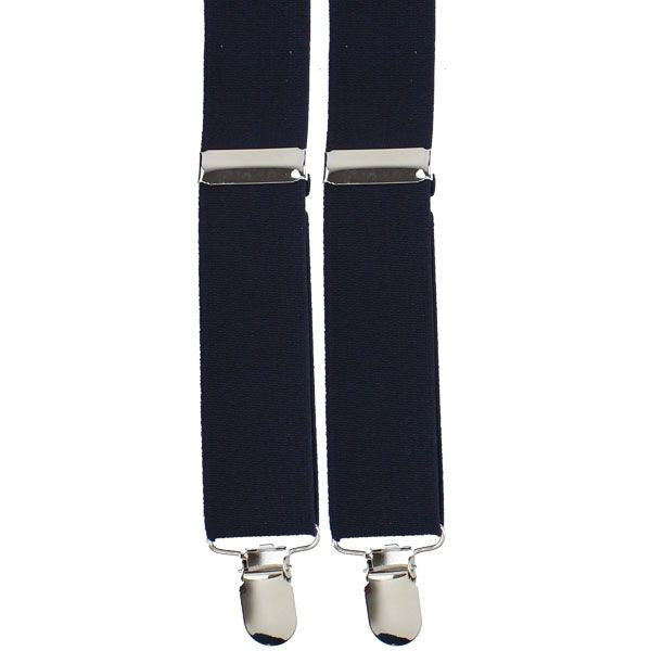 Suspenders - blue with clip