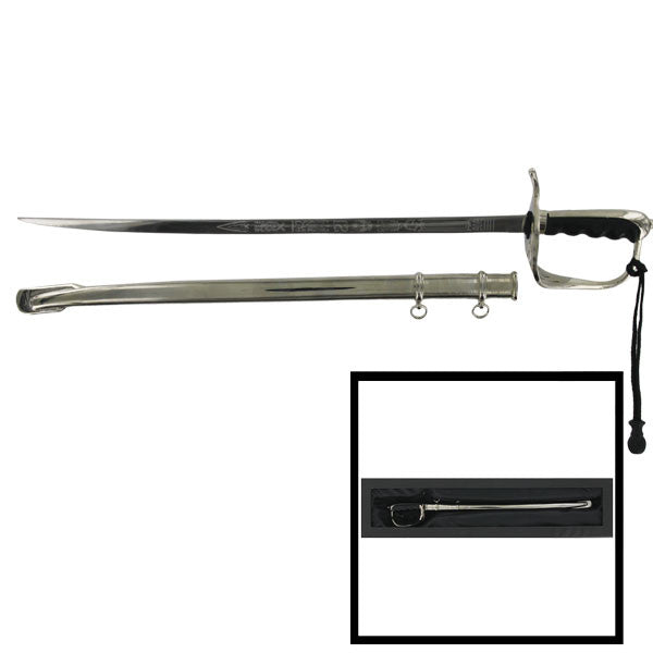 Army Letter Opener: Army Sword with Scabbard Letter Opener