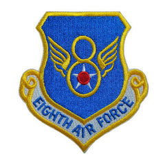 Air Force Patch: 8th Air Force Command