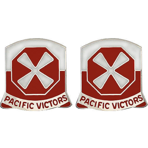Army Crest: 8th Army - Pacific Victors