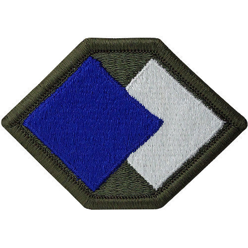 Army Patch: 96th Sustainment Brigade - color