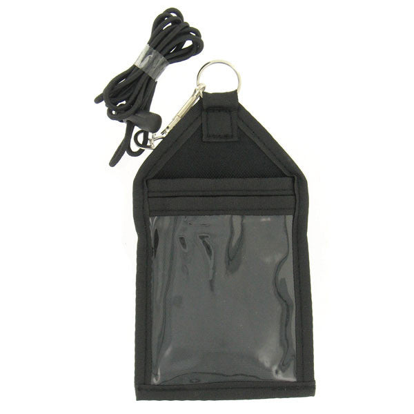 Civil Air Patrol ID Tag Card Holder: Cloth with Lanyard