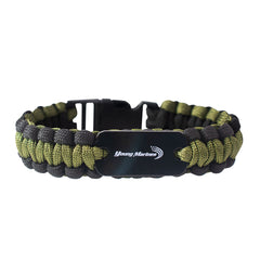 Young Marines : Paracord Bracelet