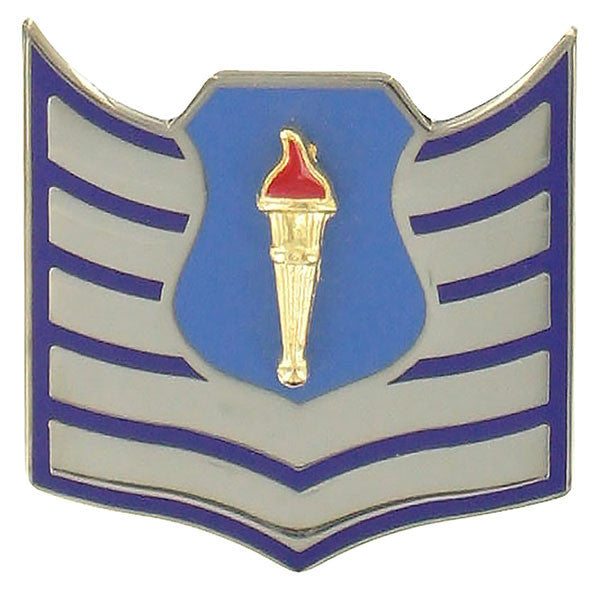 Air Force ROTC Chevron: Technical Sergeant