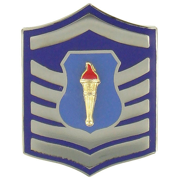 Air Force ROTC Chevron: Master Sergeant