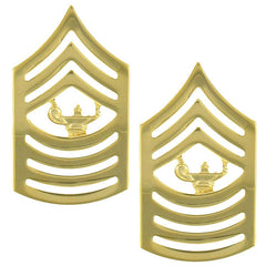 Marine Corps JROTC Chevron: Sergeant Major