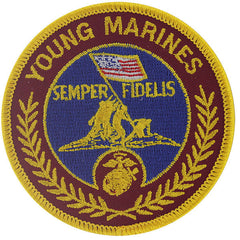 Young Marine's: Shoulder Patch