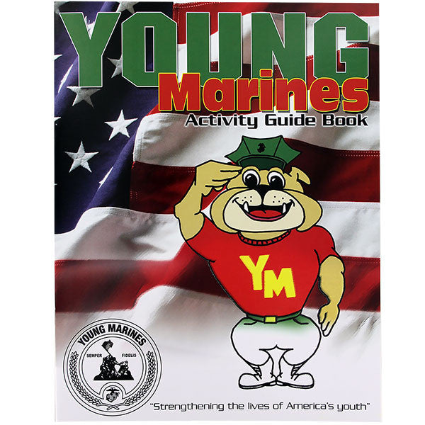 Young Marines: Activity Guide Book