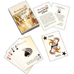 Young Marines: Drug Demand And Reduction Deck of Cards