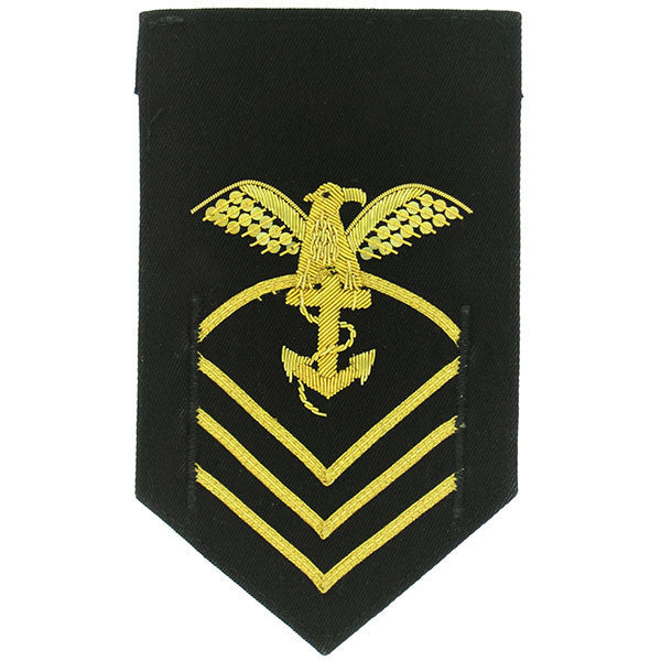 Navy ROTC Sleeve Device: Mustering Petty Officer