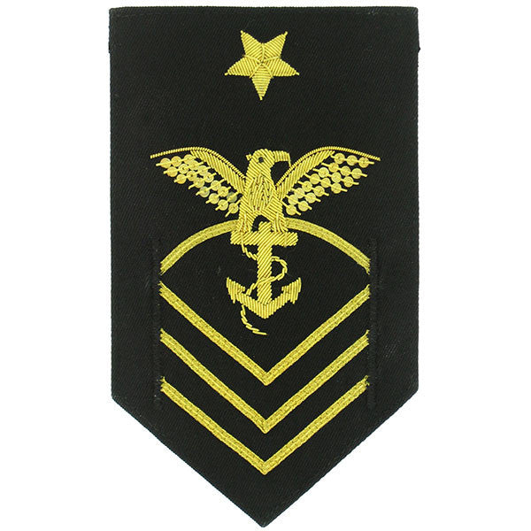 Navy ROTC Sleeve Device: E8 Company Chief Petty Officer