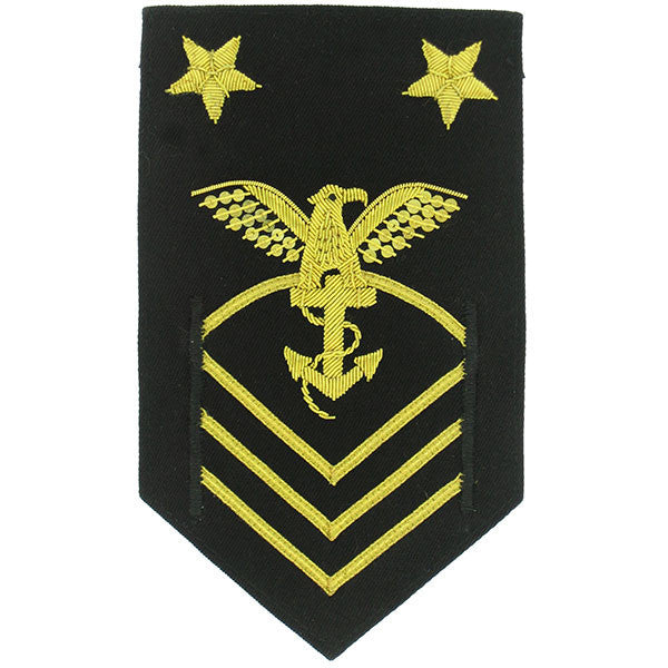 Navy ROTC Sleeve Device: E9 Battalion