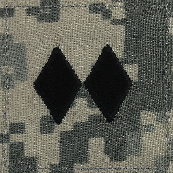 Army ROTC ACU Rank w/hook closure: Lieutenant Colonel (LTC)