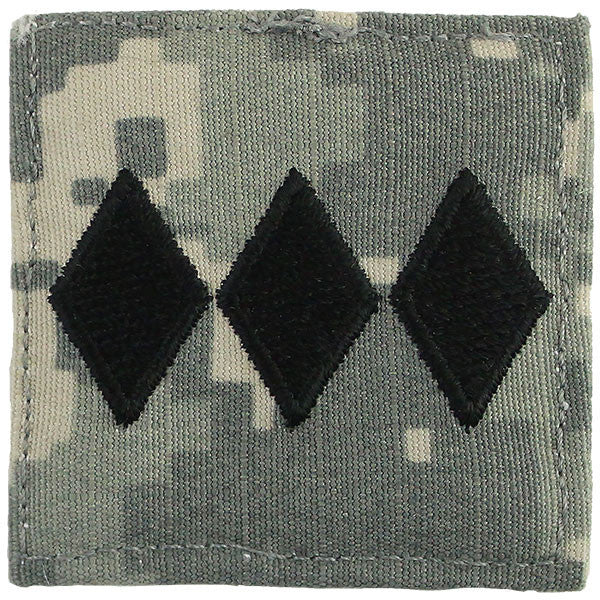 Army ROTC ACU Rank w/hook closure: Colonel