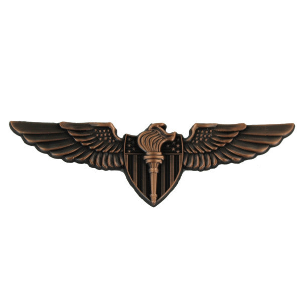 USNSCC - Bronze Wings Badge
