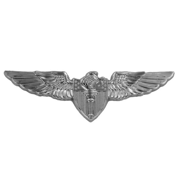 USNSCC - Silver Wings Badge