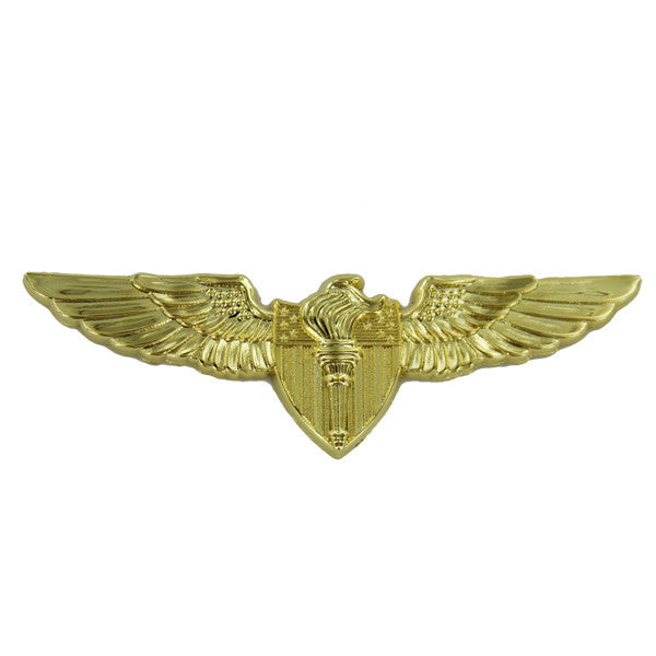 USNSCC - Gold Wings Badge