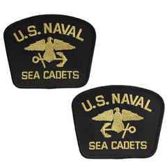 USNSCC / NLCC - Flash Black With Gold For Officers and CPO's