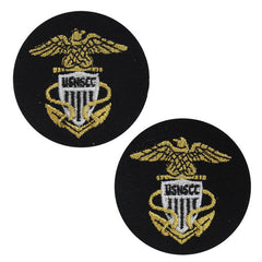 USNSCC / NLCC Officer Sleeve Insignia for Dress Blues