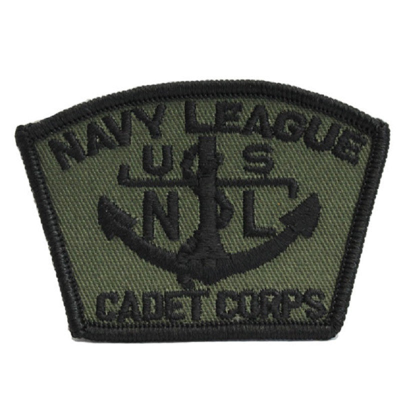 NLCC - NAVAL LEAGUE CADET CORPS FOR BDU EMBROIDERED