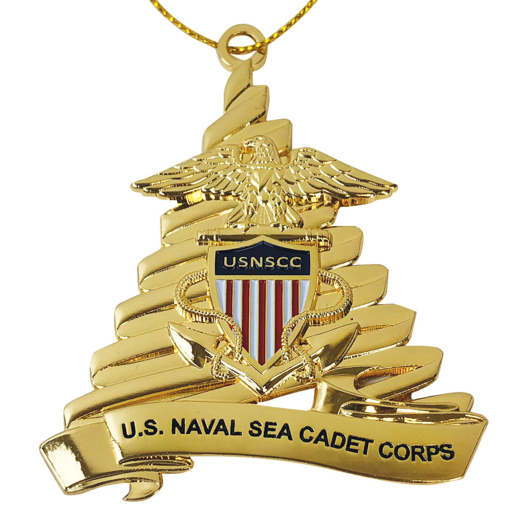 Sea Cadet Holiday Ornament 2019