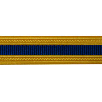 Army Sleeve Braid: Aviation - ultramarine blue