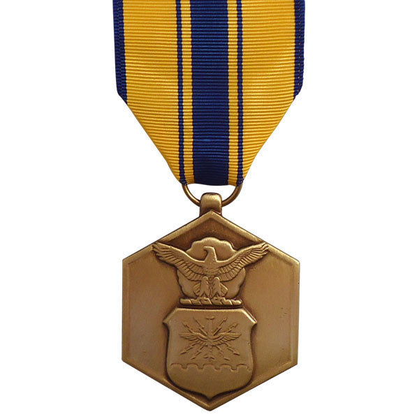 Full Size Medal: Air Force Commendation