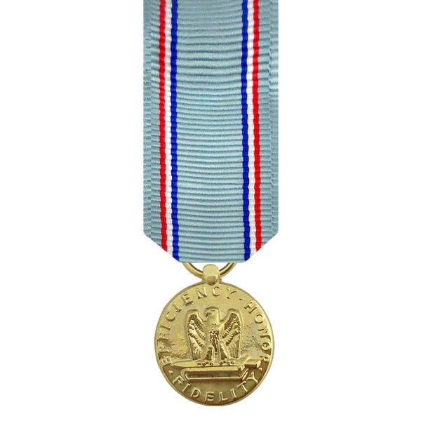 Miniature Medal-24k Gold Plated: Air Force Good Conduct
