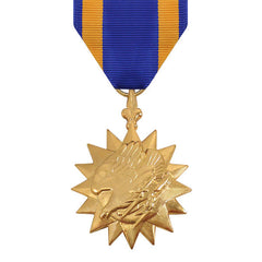 Full Size Medal: Air Medal - anodized
