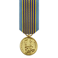 Miniature Medal-24k Gold Plated: Airman's Medal