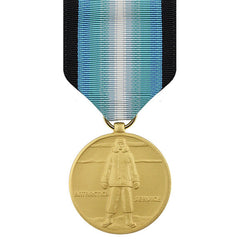 Full Size Medal: Antarctica Service