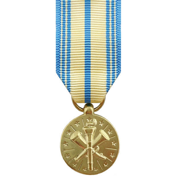 Miniature Medal- Anodized: Armed Forces Reserve Coast Guard