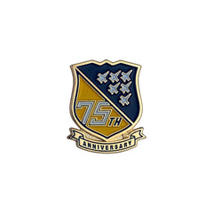 Lapel Pin: Blue Angels 75th Anniversary