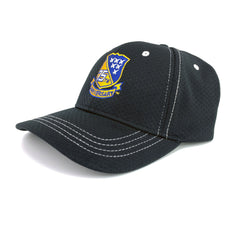 Ballcap: Blue Angels 75th Anniversary - black