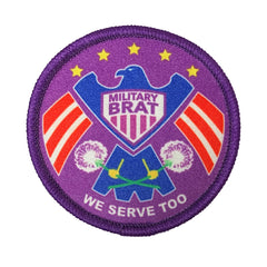 Brat Patch: We Serve Too