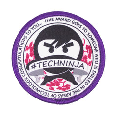 Brat Patch: #TECHNINJA