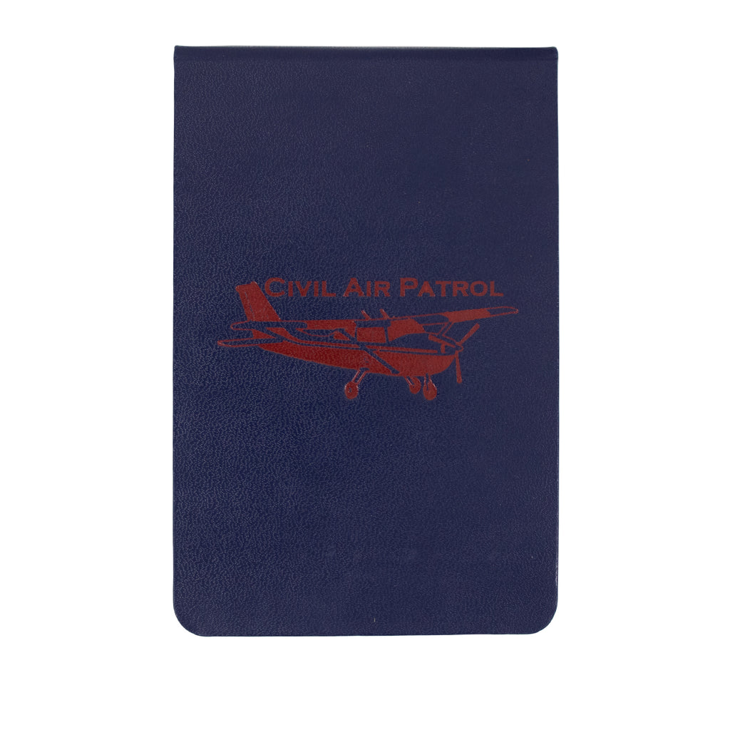 Civil Air Patrol Watch Book: Blue Flip Notebook